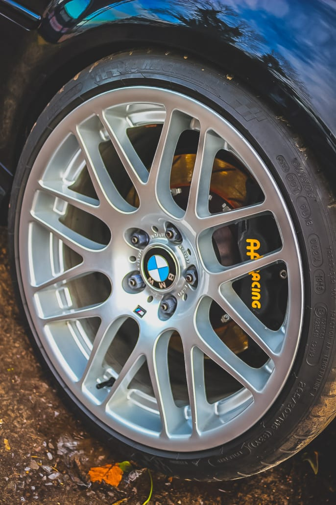 BMW BBS 19 Inch Wheel And AP Racing Big Brake Kit