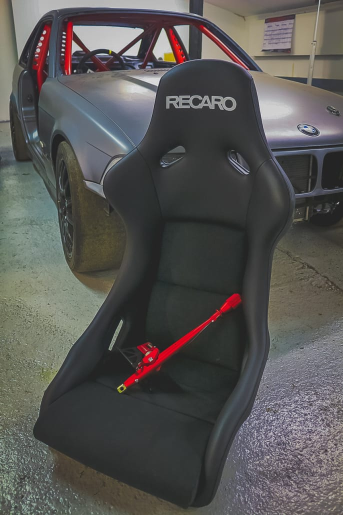 Recaro Pole Position Alcantara Bucket Seats And Coolerworx Short Shifter Tower