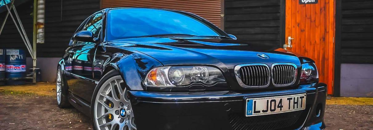 Revolt Autoworks' Modified BMW M3 CSL Manual